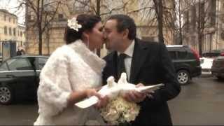 Свадьба Сергея и Ольги. 14 февраля 2015