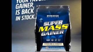 Dymatize Super Mass Gainer 5,44 кг