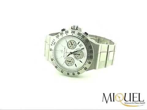 Bulgari Diagono Professional Chronometer Chronograph Ref. CH40WSSDTA (5090)
