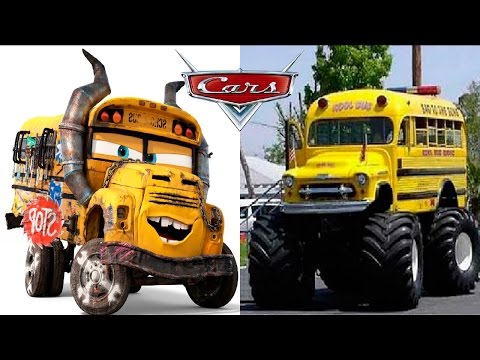 Thumbnail: Disney Cars 3 in Real Life 2017