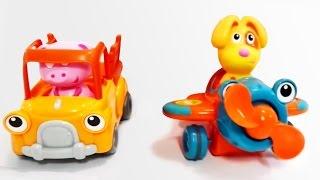 Дети и родители: Эмир изучает транспорт. Видео для детей.