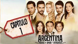 Argentina tierra de amor y venganza capitulos completos