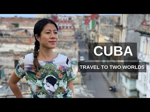 Travel To Cuba: Two Worlds & Legal Travel As An American