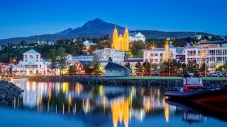 AKUREYRI - NORTH ICELAND