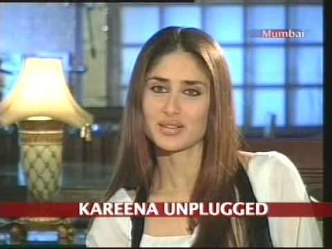 Kareena Kapoor unplugged