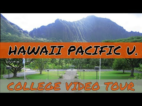 Hawaii Pacific University - Campus Tour