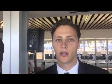 Felipe Saltz On Berkeley Sports & Law Conference