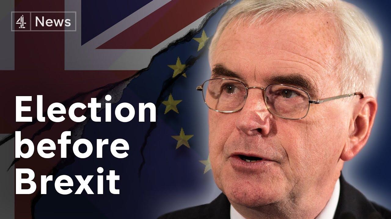 John McDonnell on Brexit