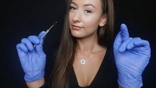 [ASMR] Dermatologist Role-Play ♡