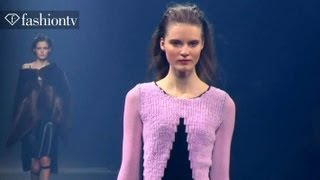 Fashion Week - Paris Fashion Week Fall/Winter 2013-14 | Fashion Week Review | FashionTV