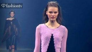Fashion Week - Paris Fashion Week Fall/Winter 2013-14 | Fashion Week Review | FashionTV
