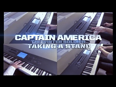 Captain America_The Winter Soldier - Taking a Stand - Piano Arrangement