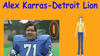 Alex Karras Dead Football Actor