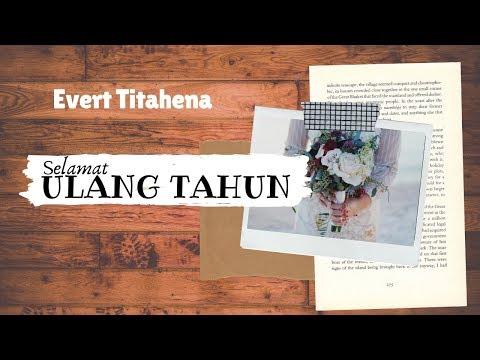 Lagu Ambon : Selamat Ulang Tahun   Twin Part 2