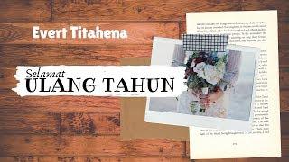 Download Mp3 Evert Titahena - Selamat Ulang Tahun | Lagu Ambon Terbaru