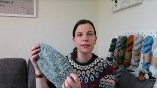Knitting Podcast Episode 14 - Cables \u0026 Colourwork
