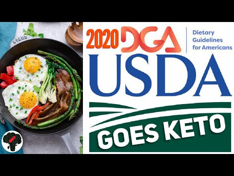 Dietary Guidelines Advisory Committee - Keto / Low Carb in 2020 thumbnail