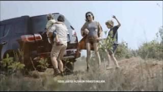 FILME DO CHEVROLET TRAILBLAZER ESTRELADO POR MURILO ROSA E FERNANDA TAVARES