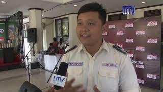 Wawancara Ketua UKM MB Udayana pada Pembukaan Langgam Indonesia ke-XXXII Divisi TK