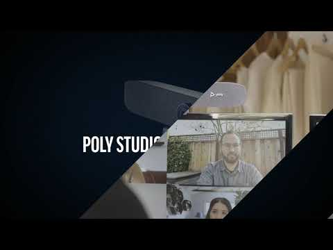 oly Studio P Series Video for Enterprise Connect 2021 CN