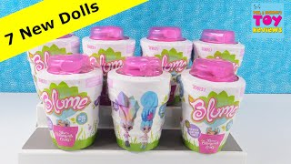Blume Flowerpot Dolls Series 1 Blind Bag Toy Review Unboxing | PSToyReviews