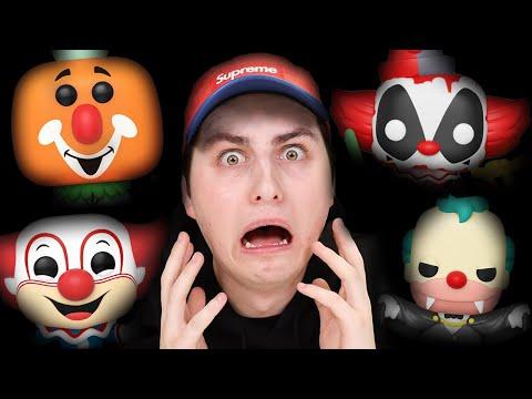 Clown Funko Pops Are EVERYWHERE!