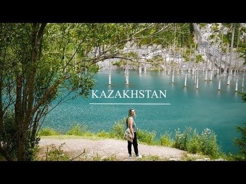 TRAVEL VLOG : KAZAKHSTAN