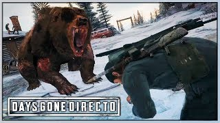 VEGETTA777 VS *OSOS RABIOSOS Y HORDAS DE ZOMBIES* - (DAYS GONE) #12