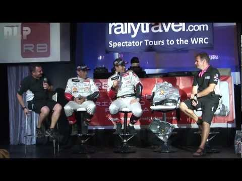 Rallytravel Forum - The RBF Auction (Petter Solberg) [HD]