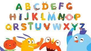 【Eggo to go】ABC Song|ABC字母歌|幼教英文兒歌