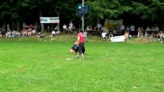 hundefrisbee show kv bderstadt