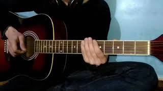 Навохтани мусикии хинди дар гитара Индийская музыка на гитаре урок!