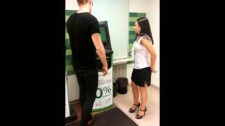 Обучение клиента обмену валют в ТСО