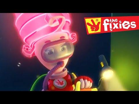 The Fixies ★ The Aquarium And The Drum ★ Fixies English 2017 | Cartoon For Children