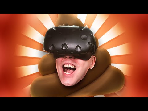 SYMULATOR HYDRAULIKA VR 🤢 *obrzydliwa Gra!* | Pipejob VR (HTC Vive VR)