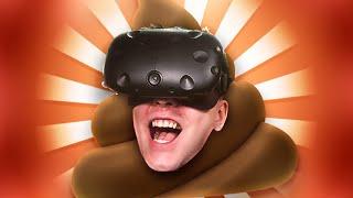 SYMULATOR HYDRAULIKA VR  *obrzydliwa gra!* | Pipejob VR (HTC Vive VR)