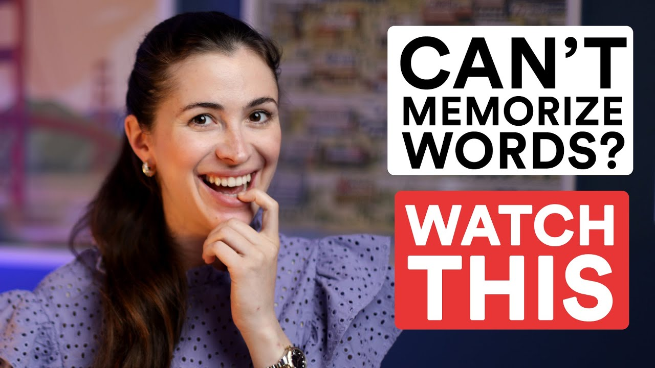 Top 5 ways to memorize words in English
