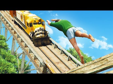 GTA 5 FAILS - #36 (GTA 5 Funny Moments Compilation)