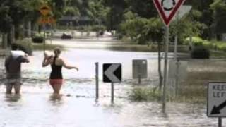Two Cyclones Roar Towards Australia