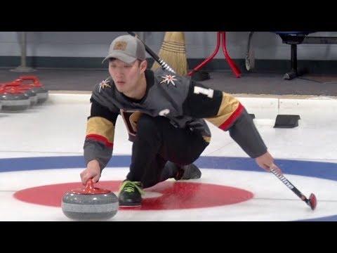 Northwoods Adventure: Community Curling Night In Brainerd