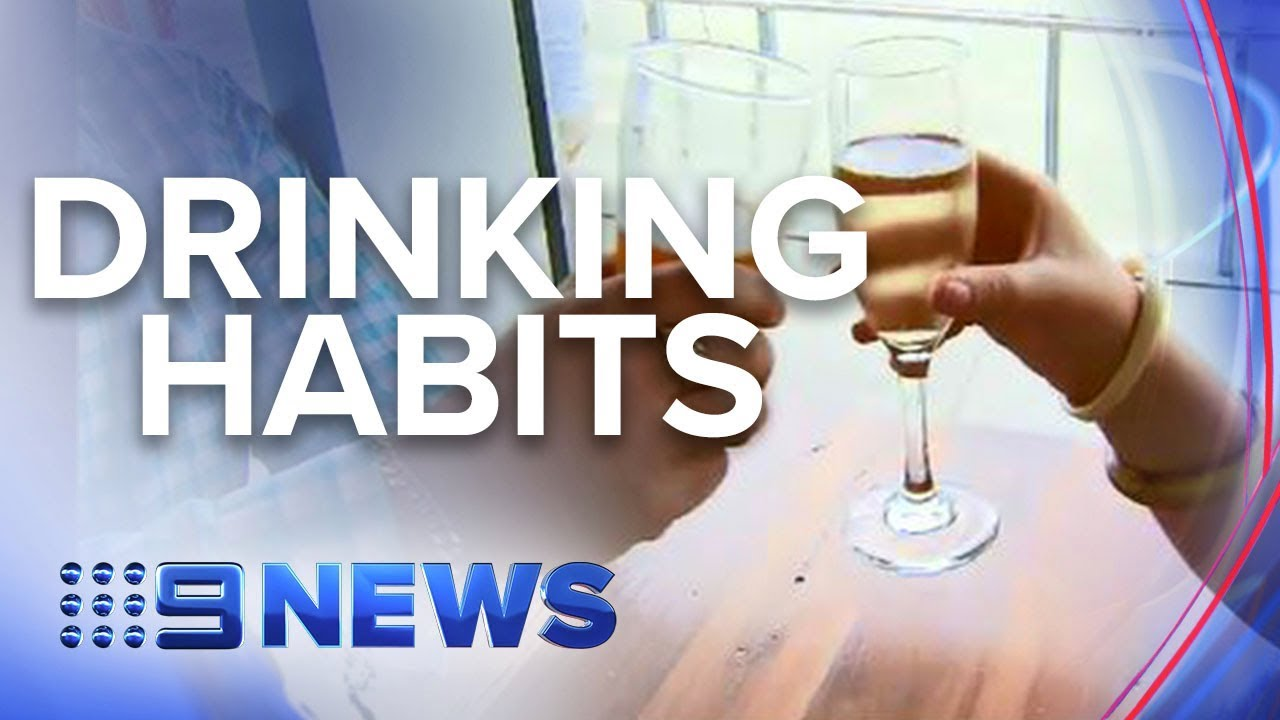 Are new parents hitting the bottle too hard? | Nine News Australia