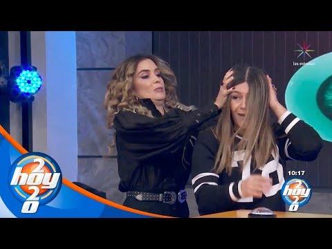 ¡A Andrea Escalona se le va la mano contra Martha Figueroa! | Fíjate bien | Hoy