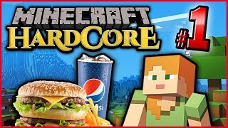 Minecraft HC #6! - Part 1 (Ft. Dodger, Chadtronic, + ProJared)