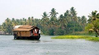Tag99 Kerala Backwaters, Indien (Cochin/Kochi) ReiseWorld Kreuzfahrt