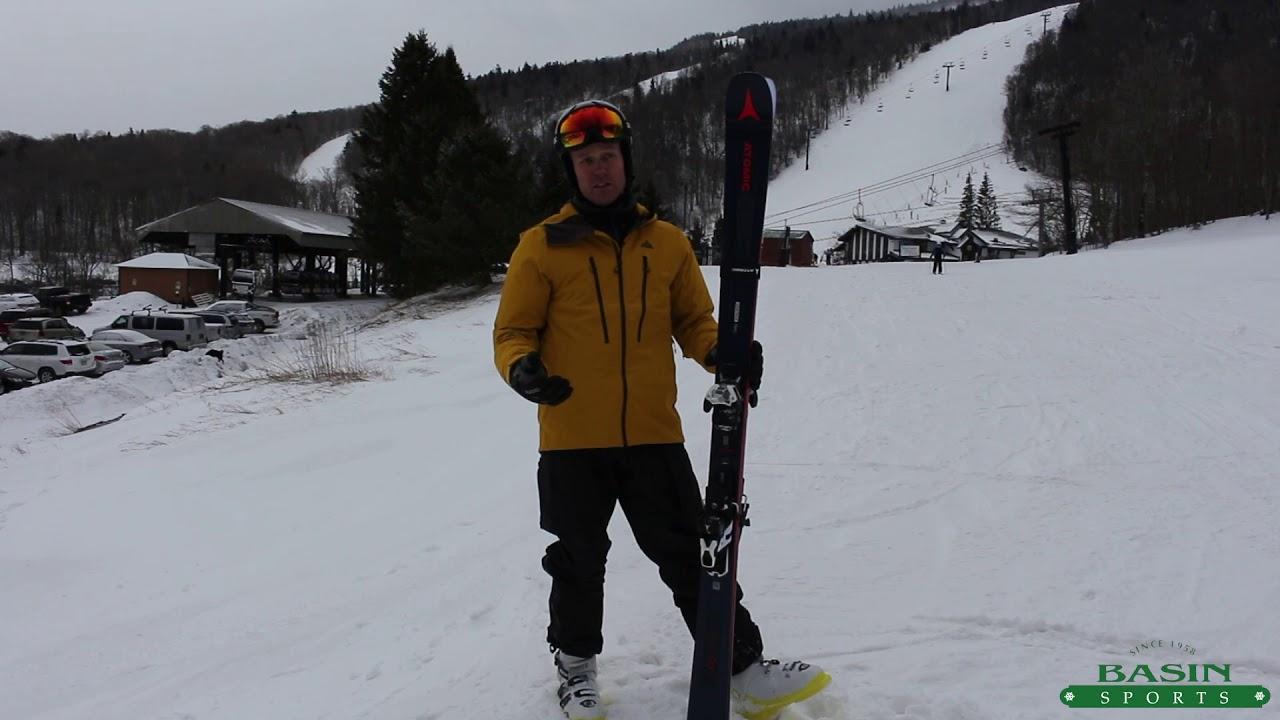 2019 Atomic Vantage 90 Ski Review - YouTube 60045bee4