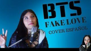 BTS- FAKE LOVE (COVER EN ESPAÑOL)