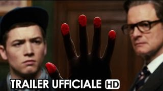 Kingsman - Secret service Trailer Ufficiale Italiano (2014) - Colin Firth, Michael Caine Movie HD