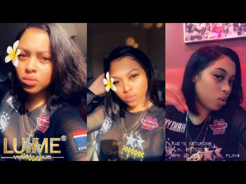GLUELESS LACE FRONTAL INSTALLATION FT LUVMEHAIR | UNBOXING | NO GLUE, TAPE OR GEL | DETAILED