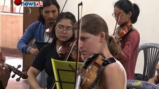 भ्वाइलिनको साधनामा उत्साहित संगीतकर्मी – NEWS24 TV