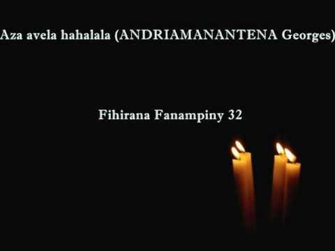 FIHIRANA FANAMPINY - Aza avela hahalala